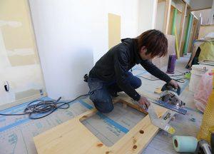 【新築・リフォームの大工さん】  正社員雇用/充実待遇/スキルを磨ける(松本支店)
