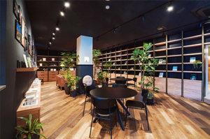 特殊建築や、店舗・工場などの意匠設計・空間デザイナー