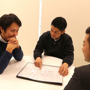 新築住宅の施工管理・現場管理業務