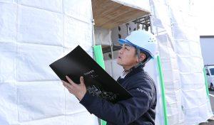 住宅引き渡し後の定期点検・アフターサービス  |  充実の福利厚生 /松本支店