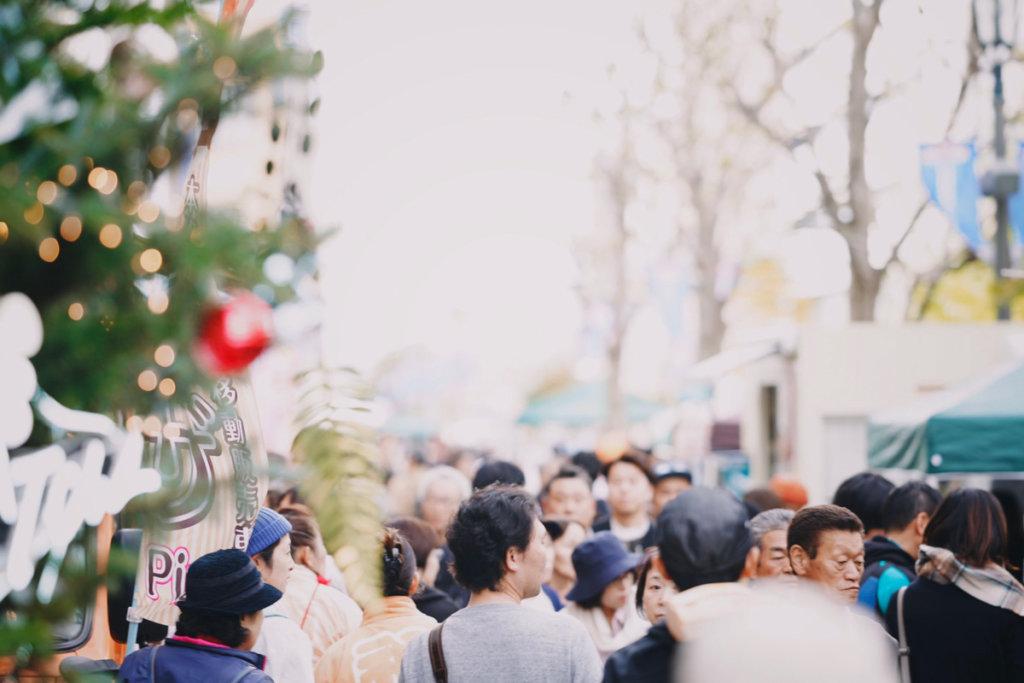 サンプロマルシェ in 松本パルコ 2019 autumnが開催されました